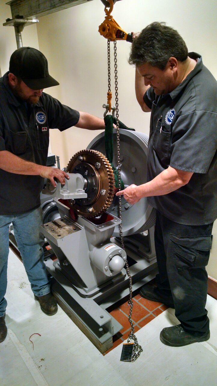 Elevator Repair Service SF