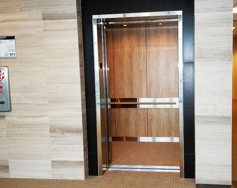 Elevator Cab Interior Upgrade