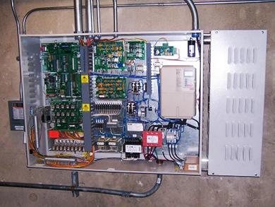 esr elevator controller maintenance