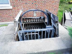 esr sidewalk elevator repair service